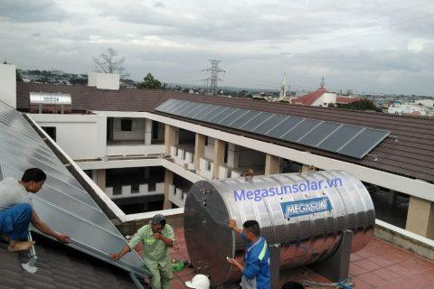 Megasun Hệ tấm kính 10m3 - TP. Hồ Chí Minh