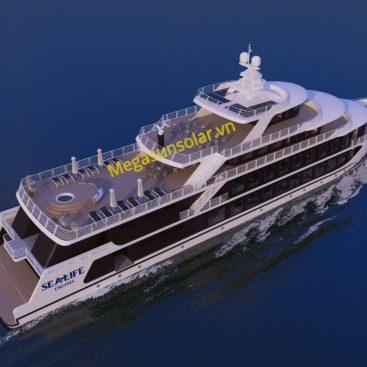 Dự án Megasun tại Sealife Cruises