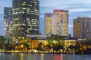 Khách san Sheraton Saigon Hotel & Towers