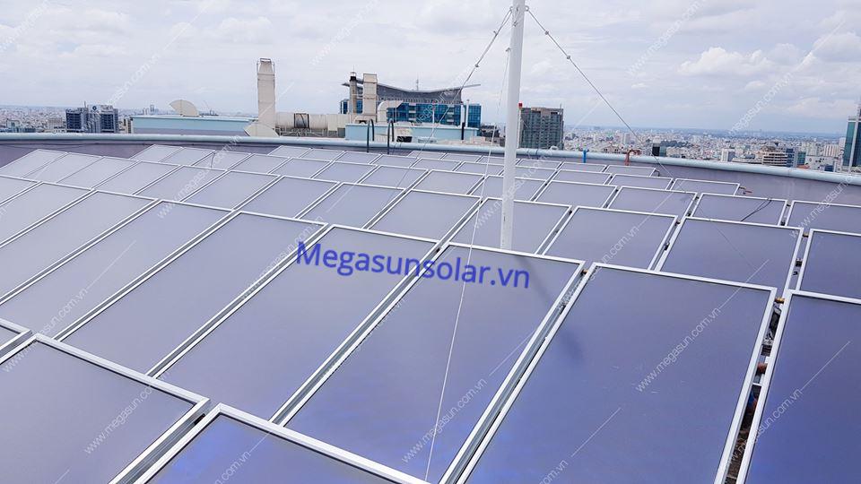Dự án Megasun tại Sheraton Saigon Hotel & Towers