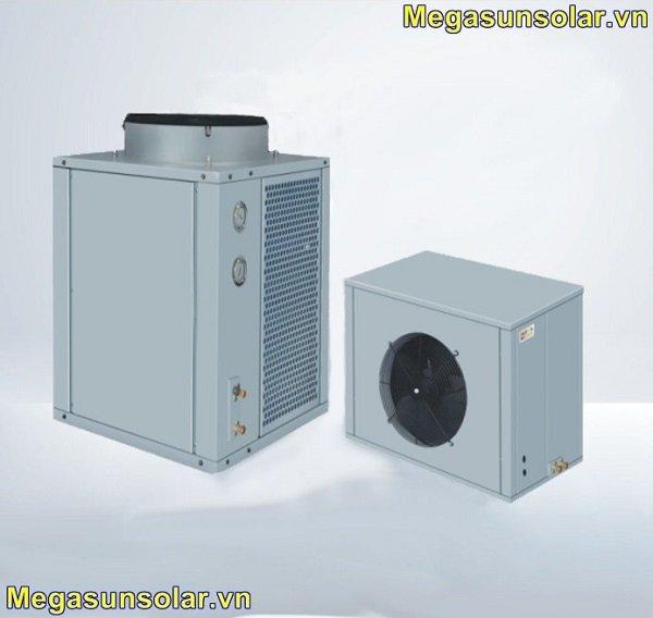 Hệ thống nước nóng heatpump