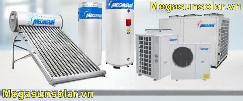 Hệ thống nước nóng trung tâm heatpump Megasun MGS – 5HP