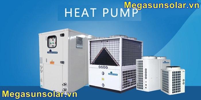 Hệ thống bơm nhiệt MEGASUN MGS-6HP-3000L