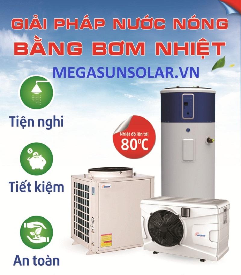 nước nóng heat pump