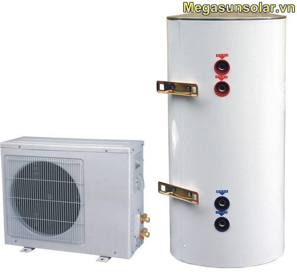 Máy nước nóng bơm nhiệt Megasun MGS-2.5HP