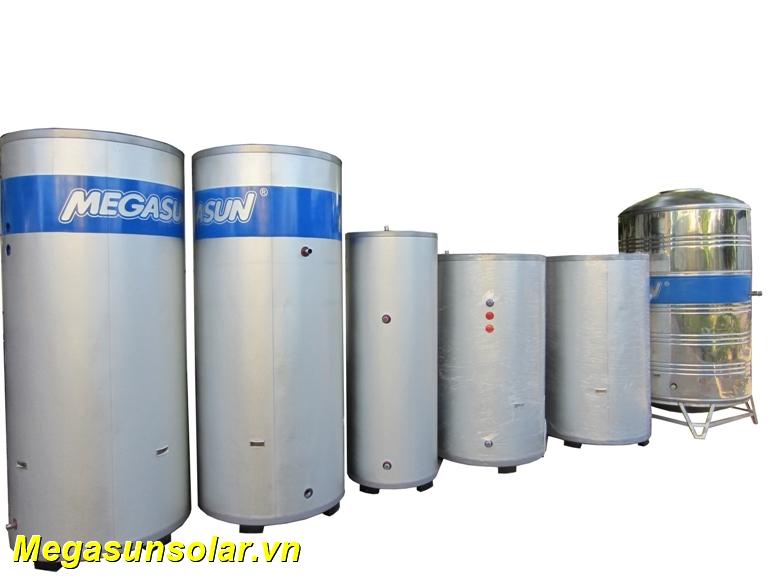 Bình nước nóng 150 lít Megasun