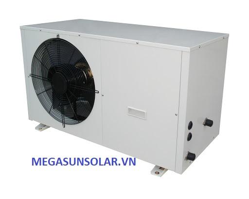 Máy nước nóng bơm nhiệt kết hợp cùng bồn bảo ôn giữ nhiệt BBO-300-CA