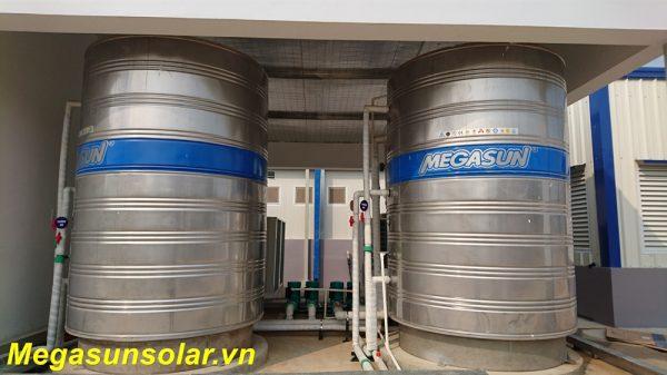 Bình nước nóng công nghiệp BBO-10000-KCA