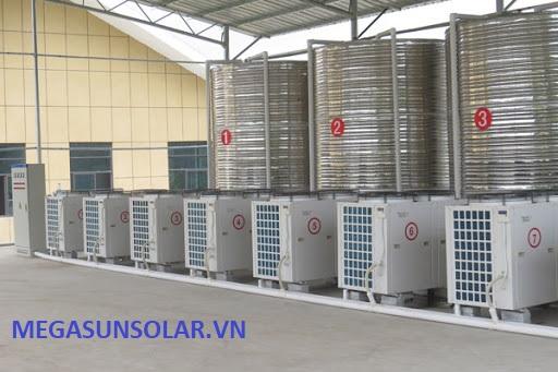 Bình nước nóng công nghiệp BBO-10000-KCA MEGASUN