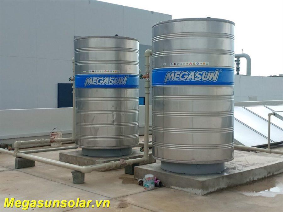 bồn bảo ôn công nghiệp Megasun giữ nhiệt