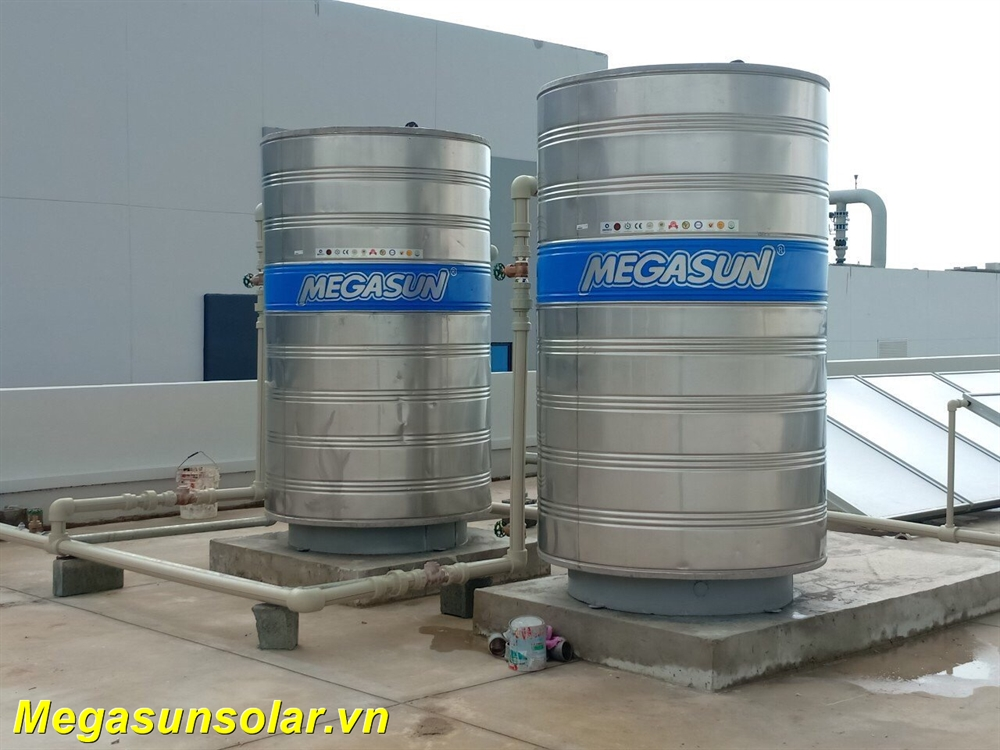 Bồn chứa nước nóng BBO-1500-CA