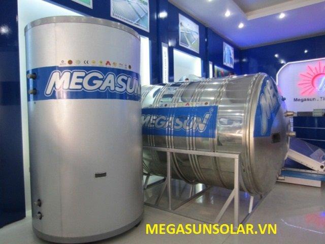 Bồn chứa nước cách nhiệt Megasun MGS-3000-OCHWT-V