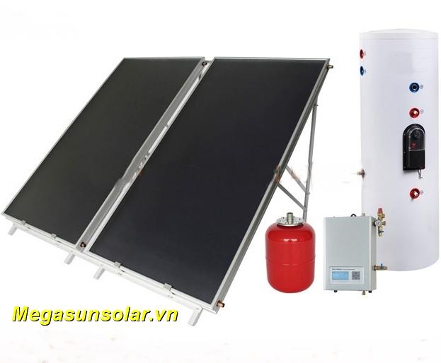 Máy nước nóng năng lượng mặt trời tấm phẳng CFP