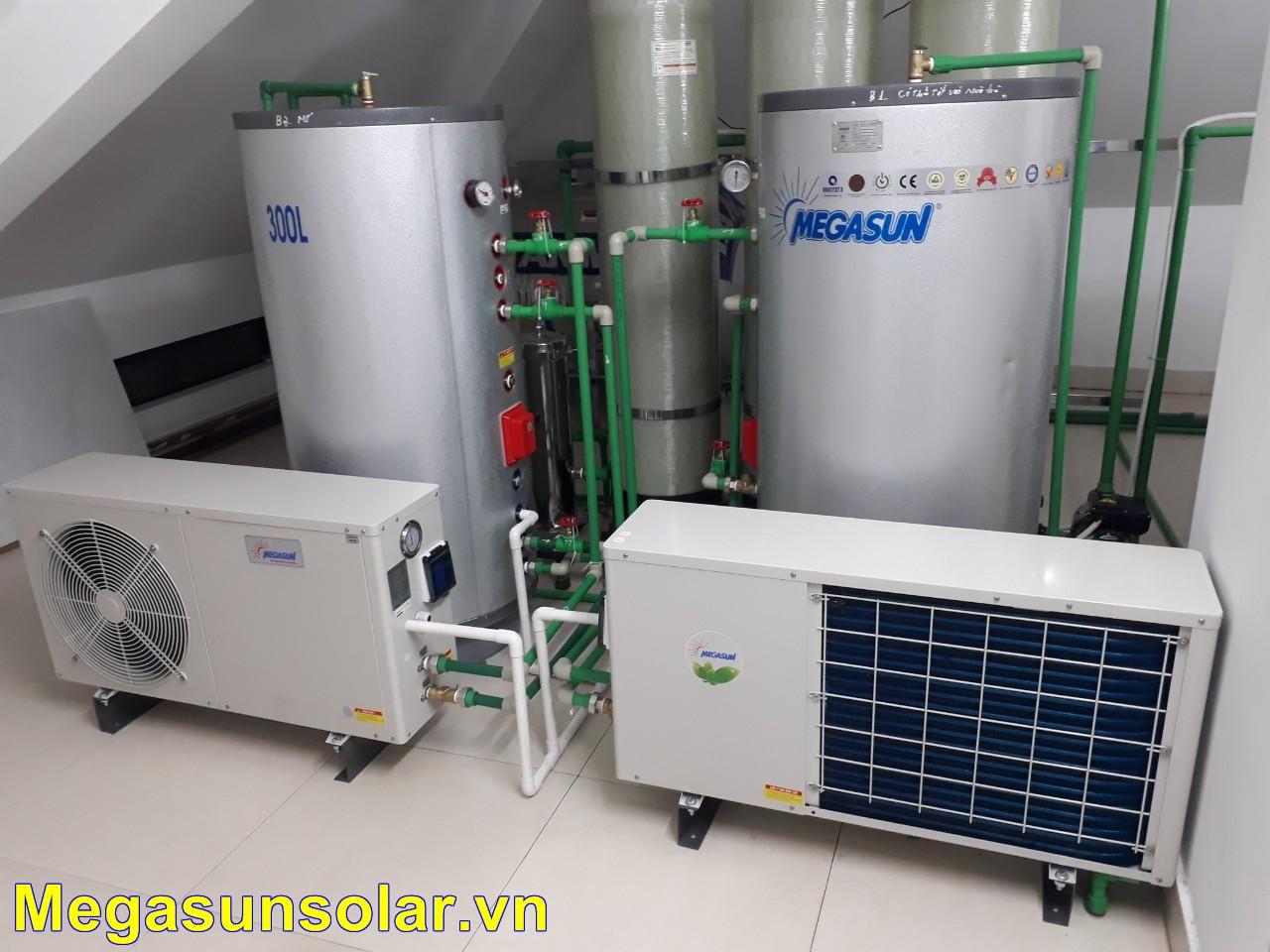 Bơm nhiệt heat pump Megasun