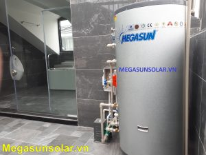 Bồn nước nóng bảo ôn Megasun 200L