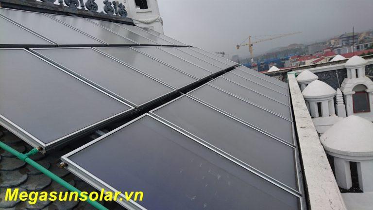 Bồn nước nóng năng lượng mặt trời Megasun BBO-10000-CA 1