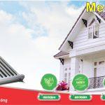 Bồn nước nóng năng lượng mặt trời Megasun BBO-10000-CA 2
