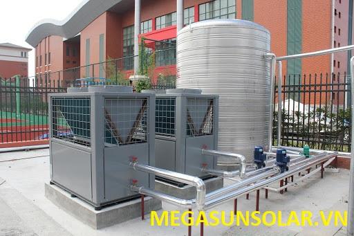 Hệ thống máy bơm nhiệt Megasun