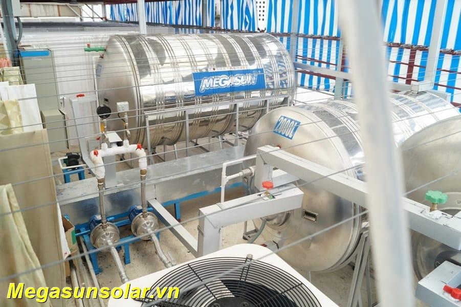 Bình nước nóng Megasun