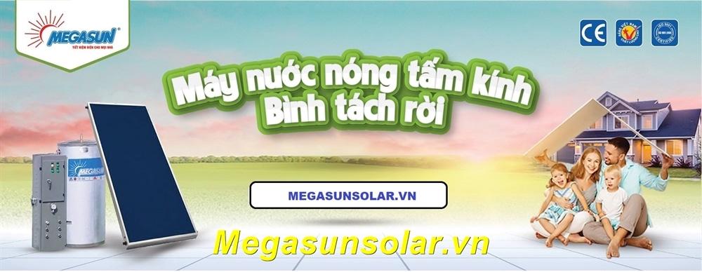 Bình nước nóng năng lượng mặt trời chịu áp MGS-150CA-TR