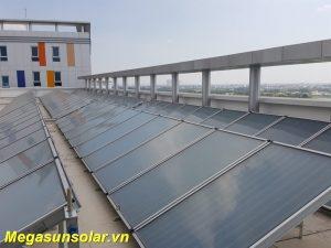 Hệthống tấm phẳng năng lượng mặt trời MEGASUN