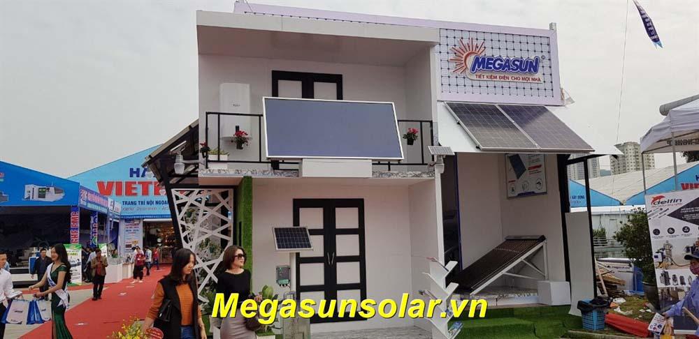 Máy nước nóng năng lượng mặt trời chịu áp lực MGS-200-CT-FC-S