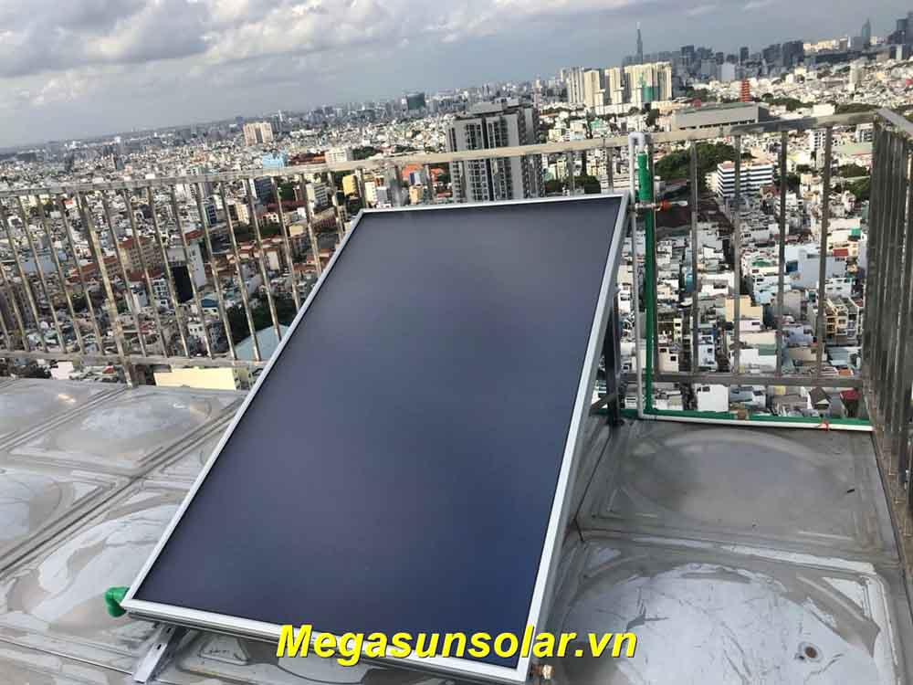 Máy nước nóng năng lượng mặt trời nhập khẩu MGS-200CA-TR