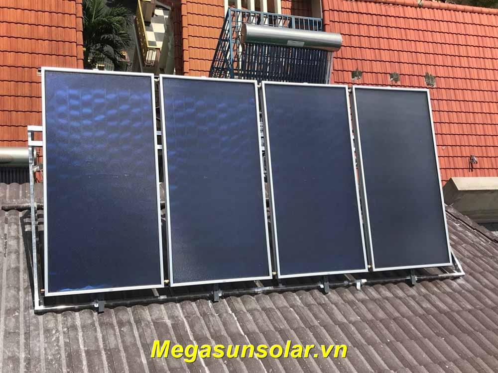 Máy nước nóng năng lượng chịu áp Megasun MGS-1000CA-TR