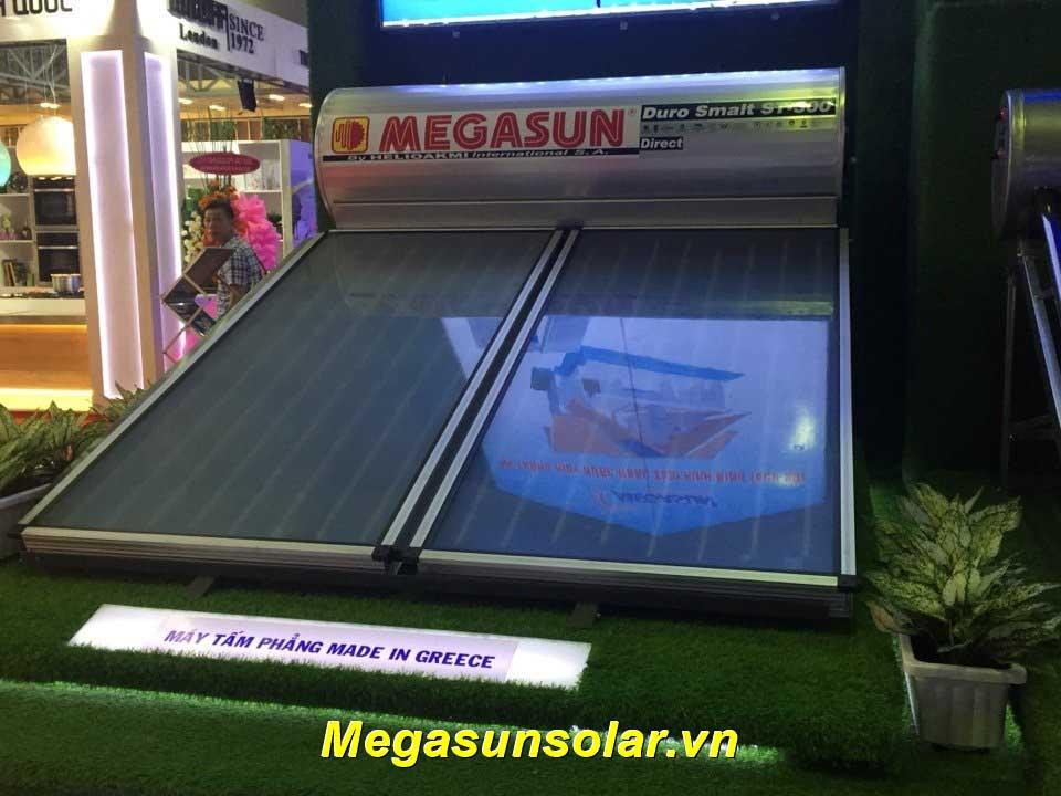 Máy nước nóng năng lượng mặt trời thế hệ mới MGS-300-CT-FC