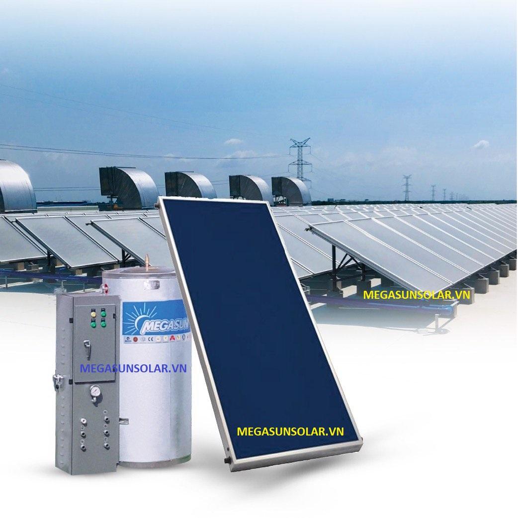 Tấm phẳng nước nóng năng lượng mặt trời mgs-fsc2.5 Megasun