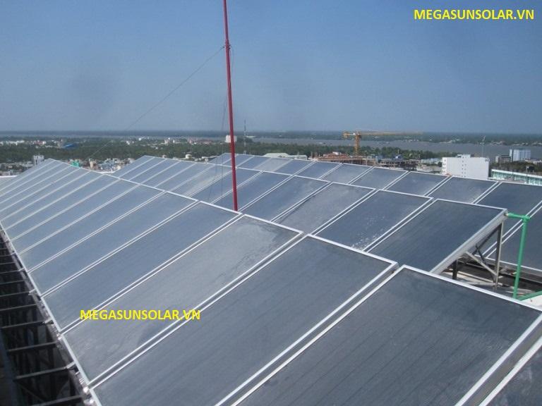Tấm thu năng lượng mặt trời Panel tấm phẳng chịu áp