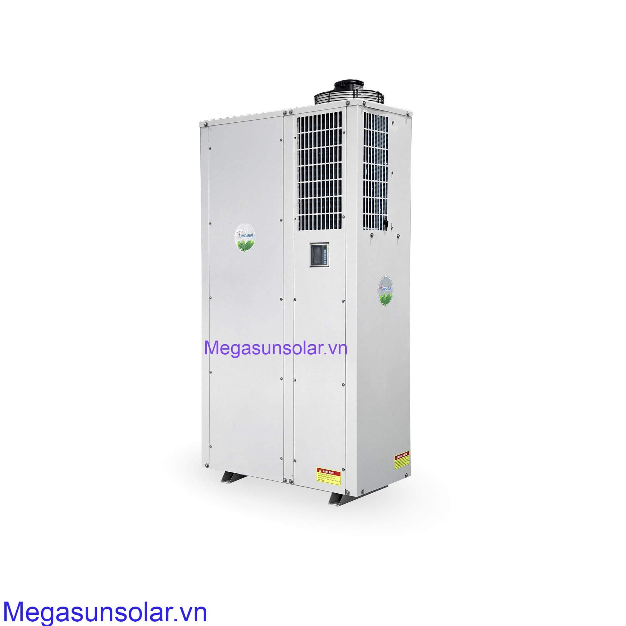Bình nước nóng heat pump Megasun All in one MGS-120D