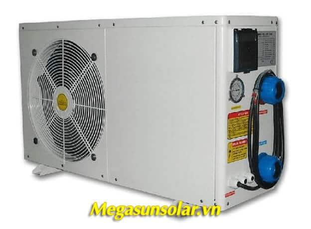 Bơm nhiệt cho gia đình Megasun MGS-1.5HP-400L