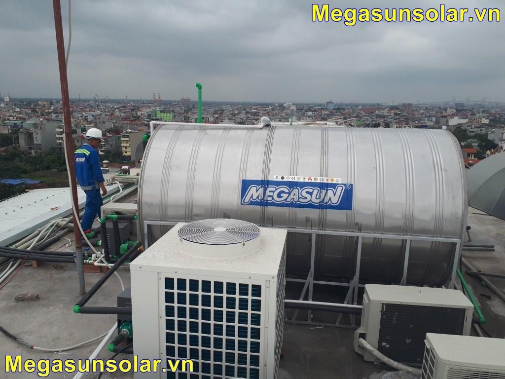 Máy nước nóng bơm nhiệt heat pump Megasun MGS-40HP