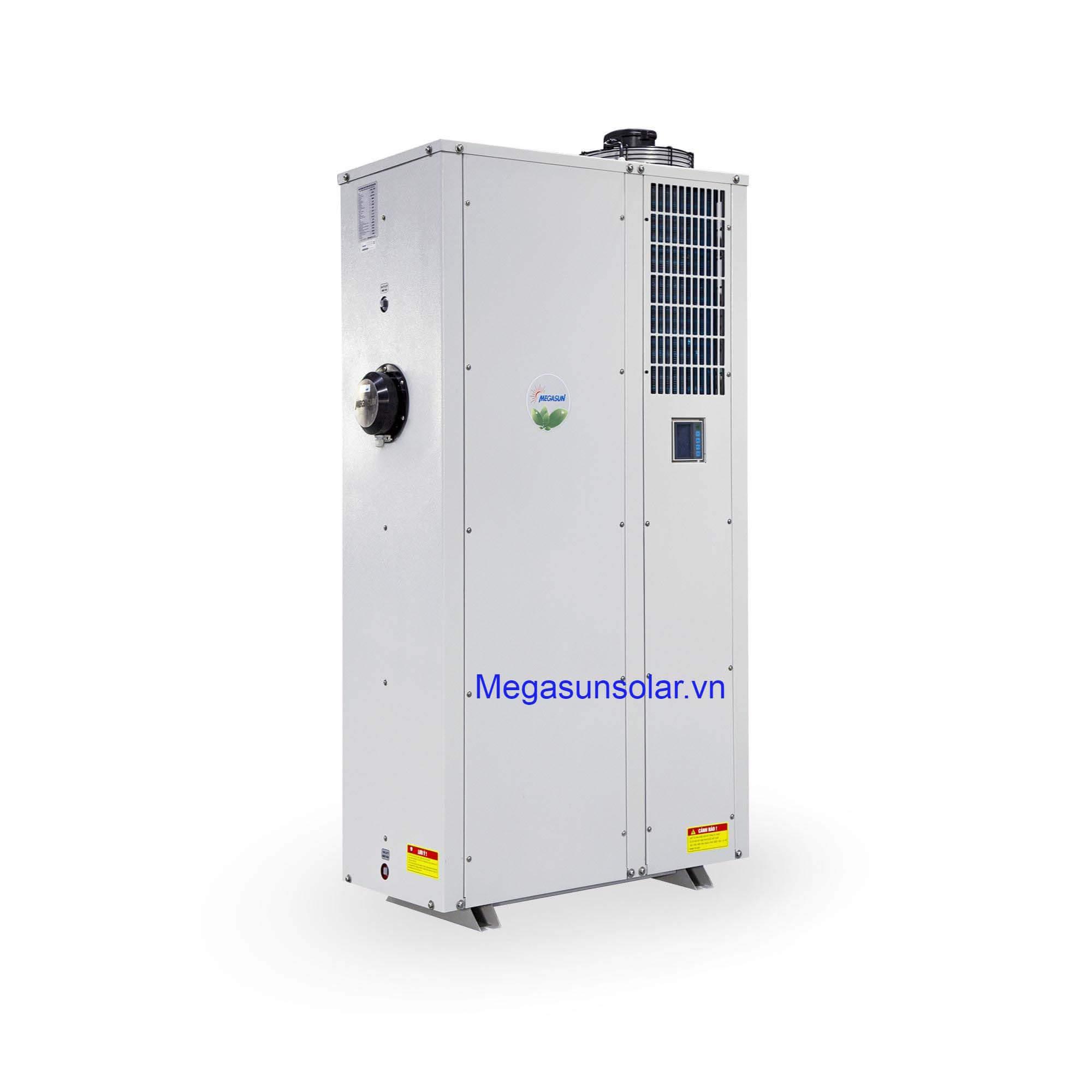 Máy nước nóng trung tâm heat pump Megasun All in one MGS-60D
