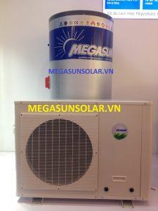Hệ nước nóng trung tâm gia đình MEGASUN