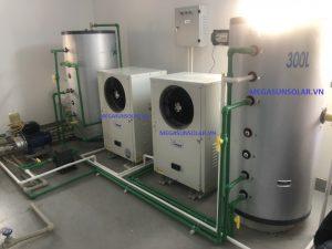 Hệ thống nước nóng trung tâm cho gia đình Megasun