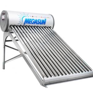 Máy nước nóng năng lượng mặt trời Ống Chân Không - Loại ống Dầu
