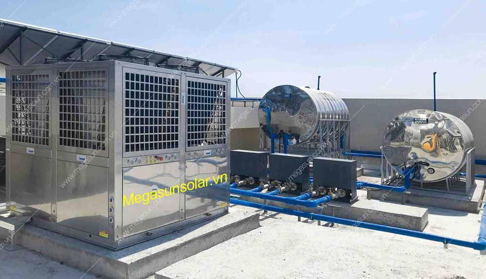Máy bơm nhiệt công nghiệp