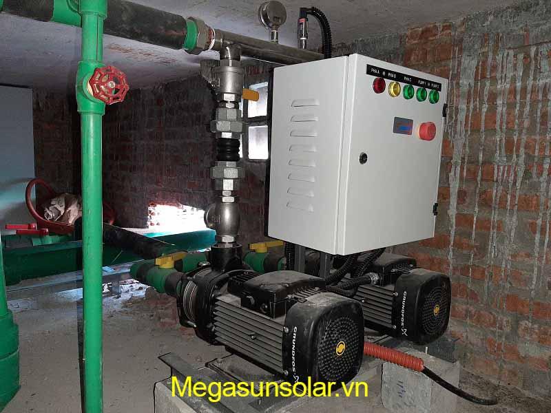 Dự án bơm nhiệt Megasun tại Ninh Bình Legend Hotel hình ảnh thực tế