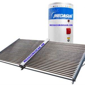 Hệ thống nước nóng năng lượng mặt trời công nghiệp - ống chân không