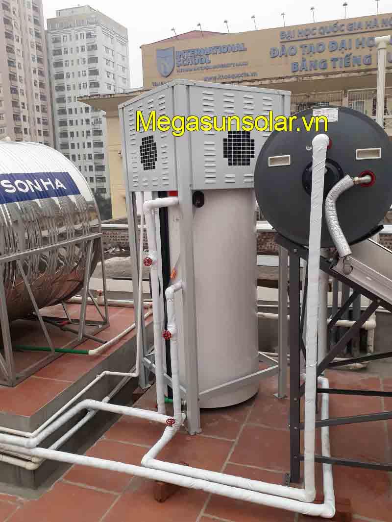 Máy bơm nhiệt Dimplex - Thương hiệu bơm nhiệt Đức nổi tiếng thế giới