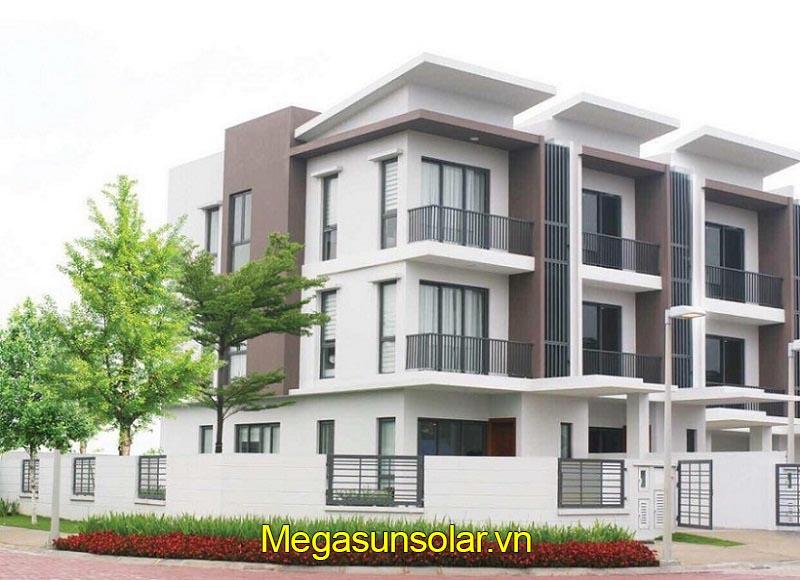 Dự án bơm nhiệt Megasun tại Biệt thự Anh Ngọc, KĐT GAMUDA, Hà Nội