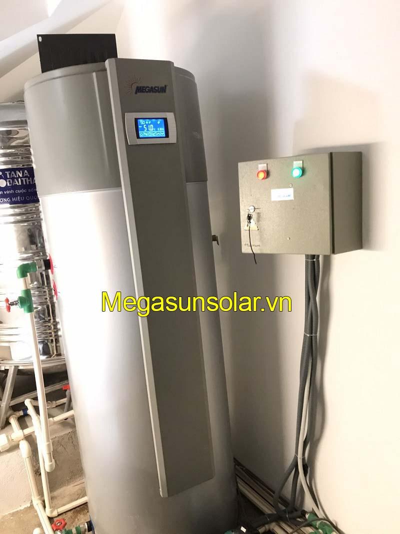 Bơm nhiệt tích hợp Megasun