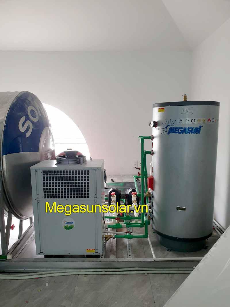 Dự án bình nước nóng bảo ôn