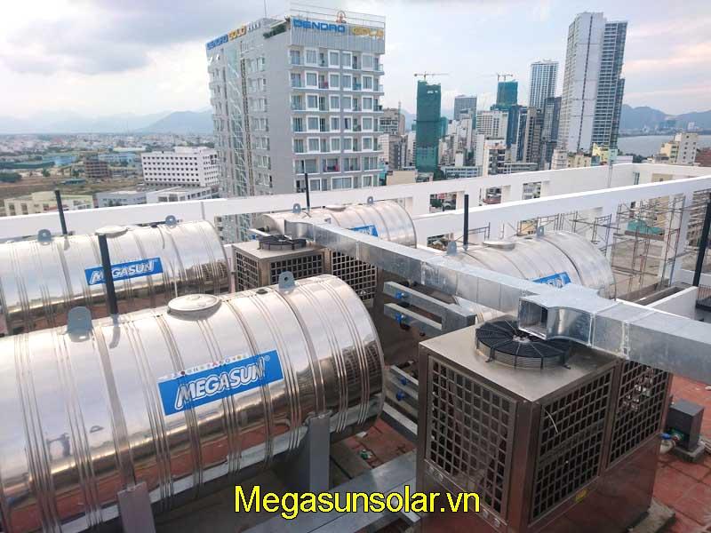 Bơm nhiệt công nghiệp Megasun
