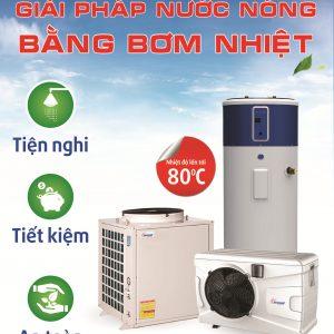 Phụ kiện máy nước nóng bơm nhiệt