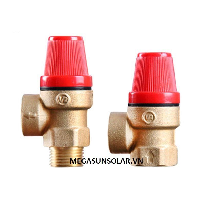 Van an toàn xả quá áp dùng cho nước - Safety valve