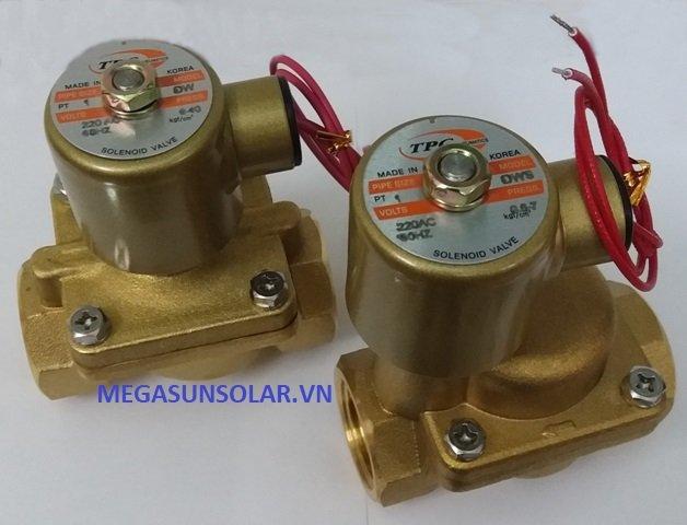 Van điện từ DW2006 TPC KOREA DW20-2C-06