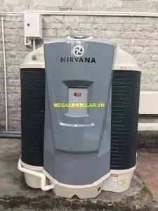 Máy nước nóng bơm nhiệt cho bể bơi- hồ bơi Nirvana F80